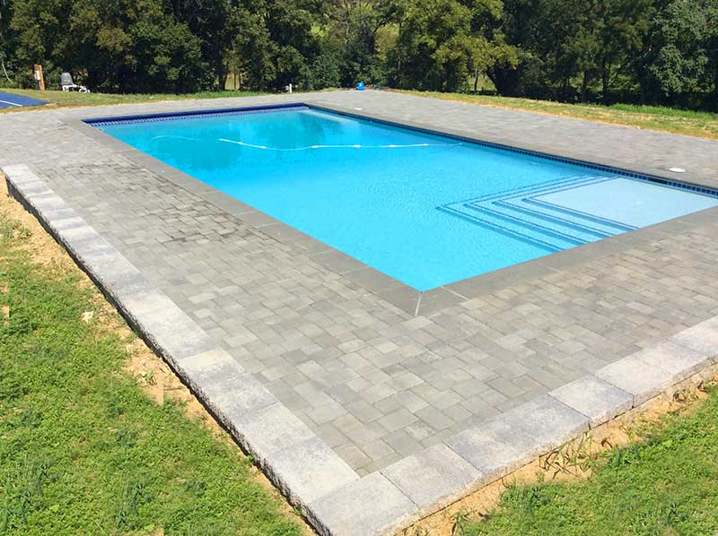 pool patio Loudoun