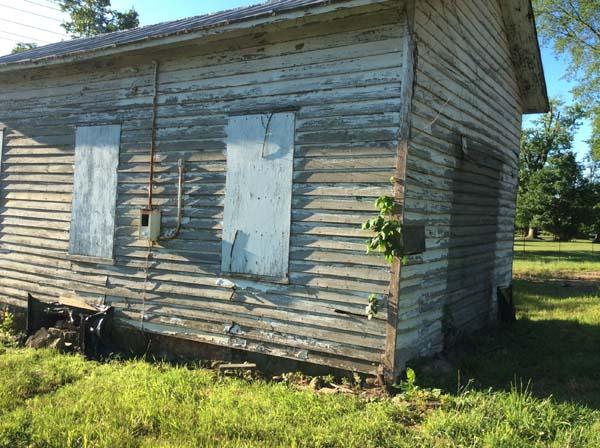 african american school house