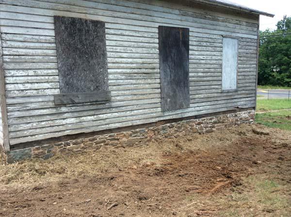 historic school repair