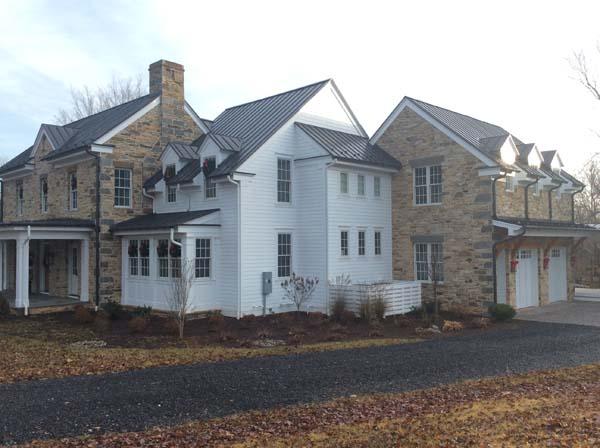 architectural home Loudoun